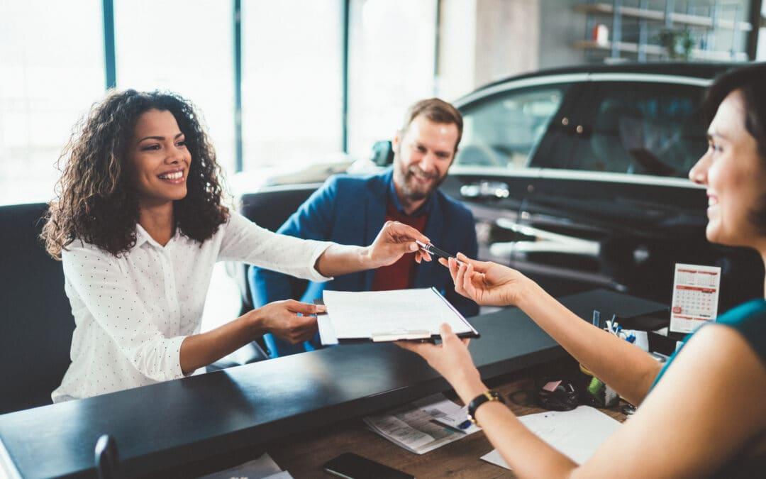 Leasing dla kurierów. Jakie samochody można leasingować?